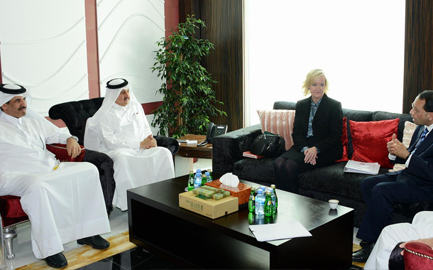 Chairman receives US chambers delegation