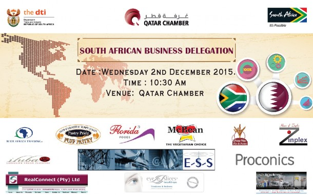South Africa Business Delegation