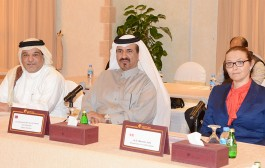 Qatar Chamber Hosts Danish Businessmen Team