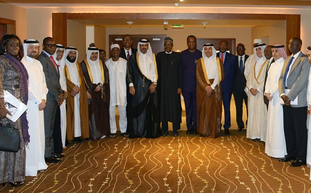 Nigeria eyeing Qatari investment in infrastructure, telecom