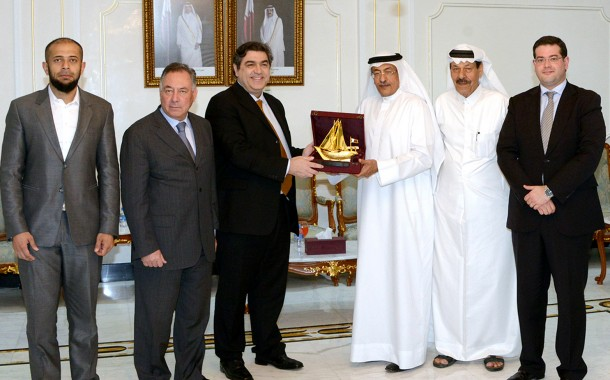 Qatar Chamber hosts Portugal trade delegation