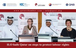 ILO hails Qatar on steps to protect labour rights