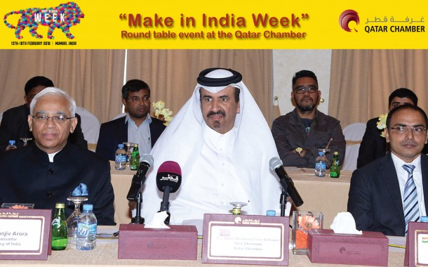 'Make in India Week' to open investment opportunities, Qatar companies