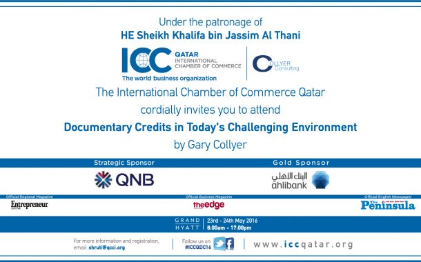 ICC Qatar to organize its first banking workshop