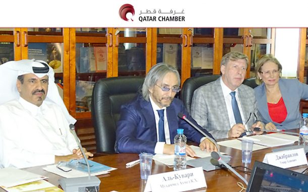 Qatari-Russian Business Council Meet