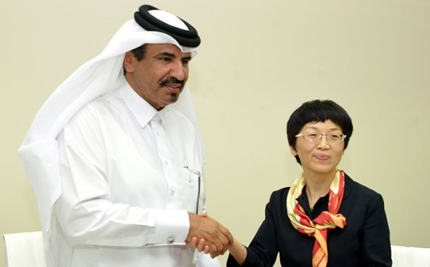 Qatar Chamber signs MoU with Ningxia