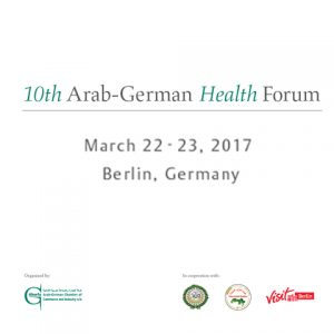 10th Arab -German Health Forum – Berlin. @ Hotel Adlon Kempinski Berlin | Berlin | Berlin | Germany