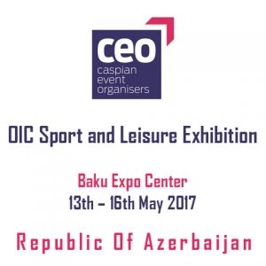 OIC Sport and Leisure Exhibition – Baku Expo Center- Republic Of Azerbaijan. @ Baku Expo Center | Bakı | Azerbaijan