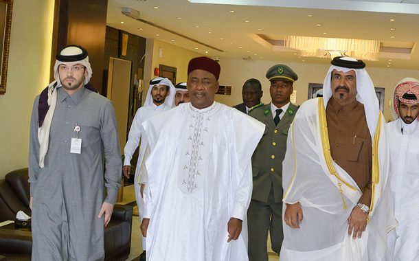 Niger's President calls Qataris to invest in his country