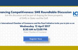 Enhancing Competitiveness: SME Business Roundtable - Doha