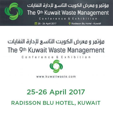 The 9th Kuwait Waste Management Conference & Exhibition
