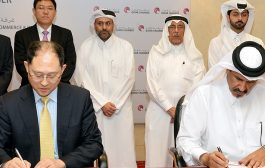 Qatar Chamber Sign Agreements with China's Trade Promotion Council