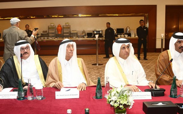 President Museveni Invites Qatari Businessmen to Invest in Uganda