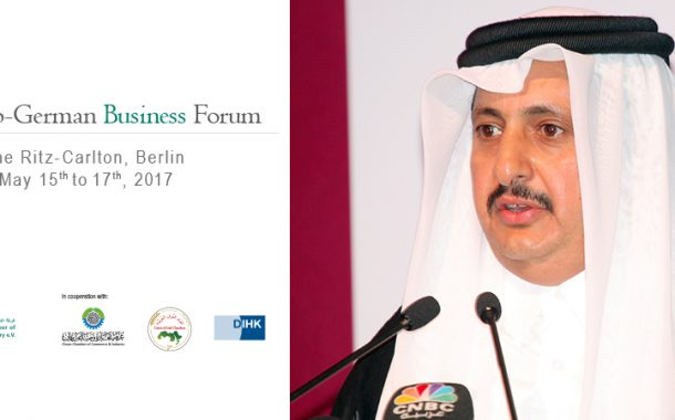 Qatar Chamber Participates in 20th Arab-German Business Forum