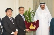 Qatar Chamber hosts Filipino business delegation