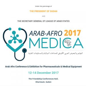 Arab Afro Conference & Exhibition for Pharmaceuticals & Medical Equipment @ The Friendship Conferences Hall | Khartoum | Khartoum | Sudan