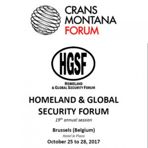 Homeland & Global Security Forum - Brussels @ Le Plaza Hotel Brussels | Bruxelles | Bruxelles | Belgium