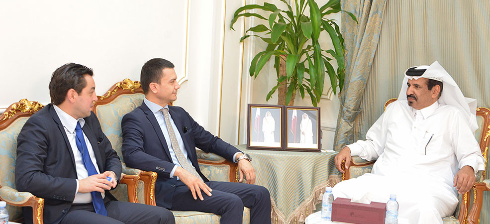 Qatar Chamber & Turkish delegation discusses cooperation