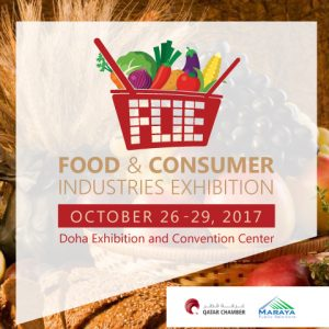 FOOD AND CONSUMER INDUSTRIES EXHIBITION @ Doha Exhibition and Convention Center - DECC   Doha   Doha   Qatar
