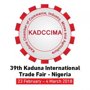 39th Kaduna International Trade Fair – Nigeria @ Kaduna Trade And Investment Centre | Kaduna | Kaduna | Nigeria