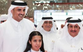 Emir opens 'Made in Qatar' exhibition