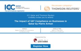 ICC Qatar and Thomson Reuters organise their first workshop on VAT