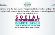 """Social Responsibility 2018 and Beyond"" Symposium"