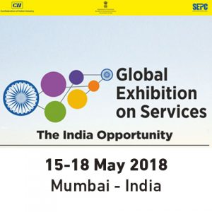 4th Annual Global Exhibition on Services | Mumbai - India @ Bombay Convention & Exhibition Centre | Mumbai | Maharashtra | India