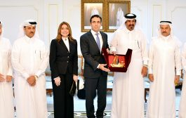 Qatar Chamber Discusses Investment Cooperation with Ecuador