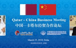 Qatari – Chinese Business Meeting