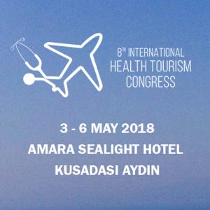 8th International Health Tourism Congress @ Amara Sealight Elite Hotel | Aydın | Turkey