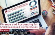 Finance and Accounting for Small Business & Entrepreneurs