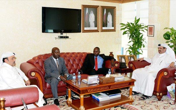 Ugandan Delegation