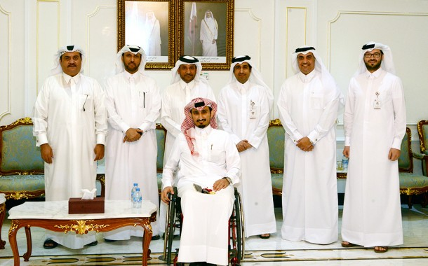 QC seeks private sector jobs for disabled Qataris