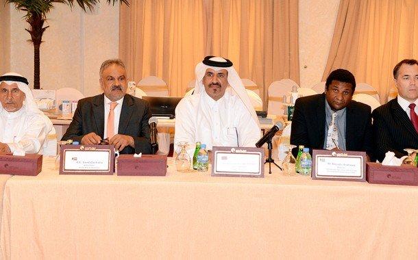 Qatari-South African Businessmen Meet