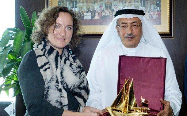Qatar, EU look to strengthen trade ties