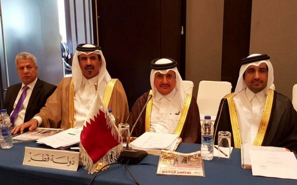 QC takes part in the 120th Session of General Union of Arab Chambers