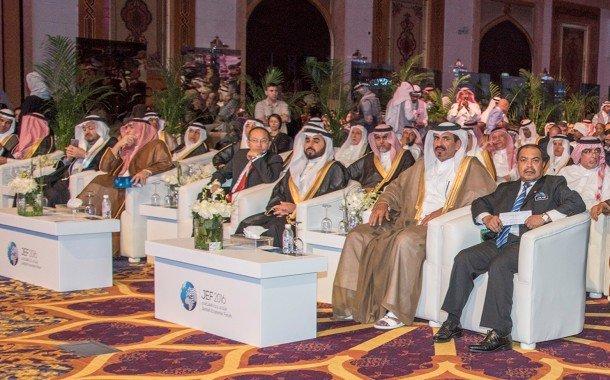 QC delegation attends Jeddah forum
