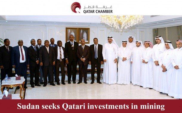 Sudan seeks Qatari investments in mining