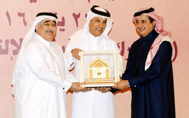 Customs honors chairman of the Qatar Chamber on the World Day of Customs