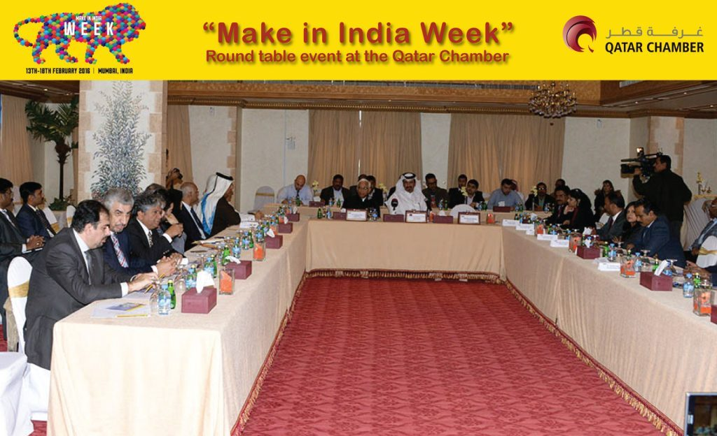 Make in India Week' to open investment opportunities, Qatar