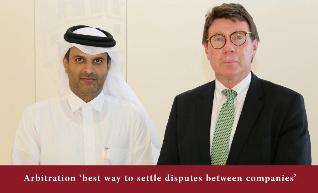 Arbitration 'best way to settle disputes between companies'