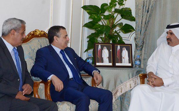 Bouchouareb Urges Qatari Businessmen to Invest in Algeria