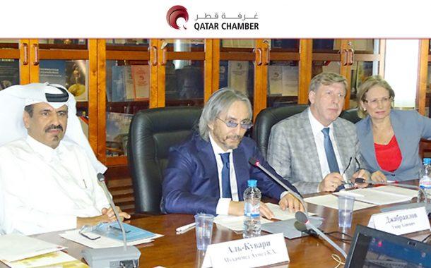 Qatari-Russian Business Council Meet