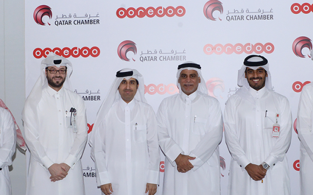 Ooredoo and Qatar Chamber sign cooperation agreement