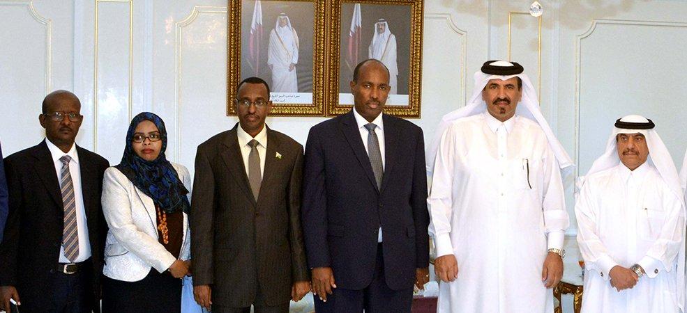 الغرفة تبحث الفرص الاستثمارية في جيبوتي