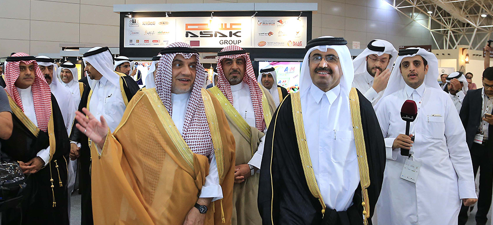 Astad underscores regional expansion at Qatar-Saudi economic forum