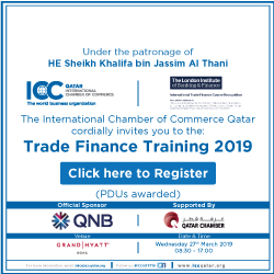 Trade Finance Training 2019 2