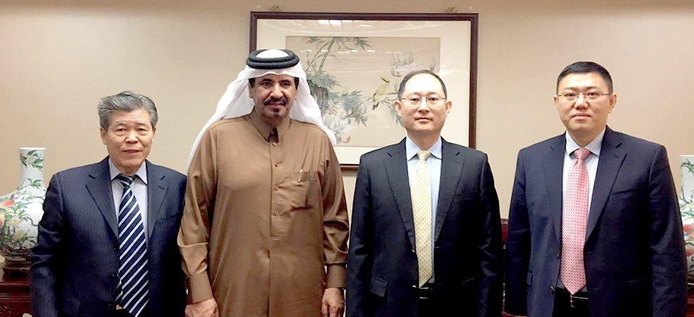 الغرفة تعزز التعاون مع مجلس تنمية الصادرات الصينية