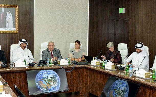 Qatar Chamber Meets Cuban Trade Delegation